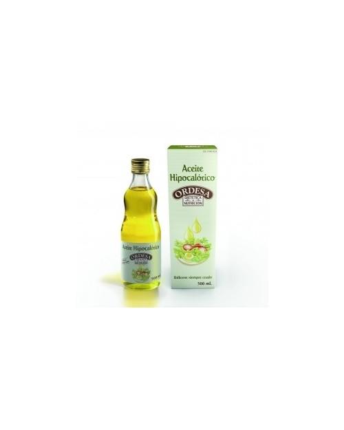 Ordesa Aceite hipocalórico 500ml