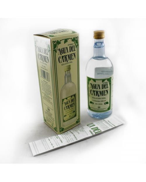 agua del carmen (solucion oral 100 ml )