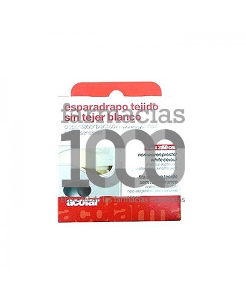 Acofar esparadrapo tejido sin tejer blanco 5x1,5cm 1ud