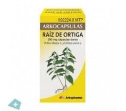 ARKOCAPSULAS RAIZ DE ORTIGA (290 MG 48 CAPSULAS )
