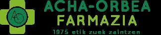 Farmacia Acha-Orbea